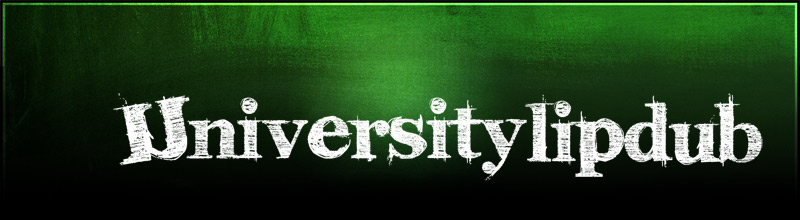 University LipDub Logo